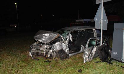 Grave incidente a Rovello Porro: elisoccorso, ambulanze e Vigili del Fuoco in azione FOTO