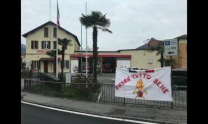 """Coronavirus, il messaggio dei Vigili del Fuoco di Varese: """"State a casa per noi"""" VIDEO"""