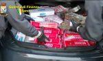 Sequestrati 23 chili di sigarette di contrabbando