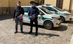 I suoi schermi protettivi in 3D proteggono Polizia locale e Prociv