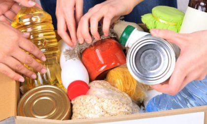 Miracolo di Natale a Saronno: raccolti oltre 2 quintali e mezzo di viveri