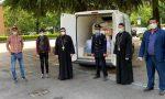 Dalla comunità ortodossa di Saronno donazione di generi alimentari