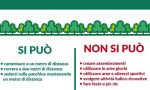 I cartelli dei parchi di Milano come esempio di chiarezza