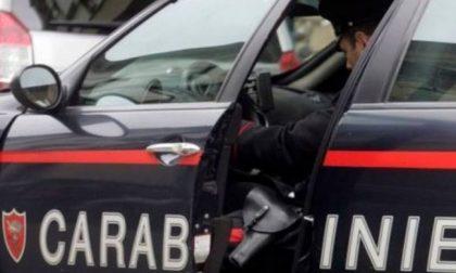Motosega contro dipendenti e titolare di una falegnameria, espulso 30enne residente a Gemonio