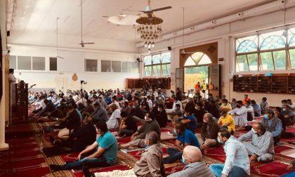 La preghiera del venerdì del Centro Islamico dedicata a don Roberto
