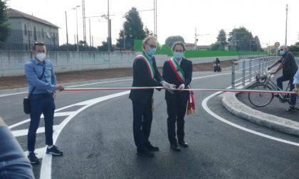 Inaugurato il sottopasso tra Gerenzano e Turate FOTO e VIDEO