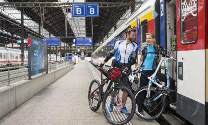 Continua il divieto di trasporto bici in treno, ma FIAB non ci sta