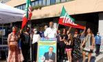 Forza Italia in piazza per sostenere Berlusconi