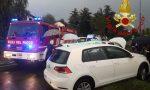 Incidente a Lomazzo, tre feriti e soccorsi in azione SIRENE DI NOTTE