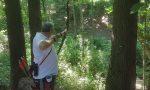 Esperimento riuscito: ad Azzate pienone per la prima gara del Team Archery dopo il lockdown