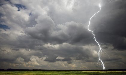 Temporali in vista e rischio idrogeologico: provincia di Varese in allerta meteo arancione