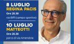Elezioni comunali a Saronno Augusto Airoldi e le giornate nei quartieri