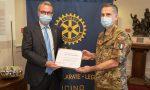 Dal Rotary Distretto 2042 prestigioso riconoscimento ai militari della Base Nato per gli sforzi durante la pandemia