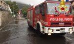 Maltempo diversi interventi dei Vigili del fuoco di Varese