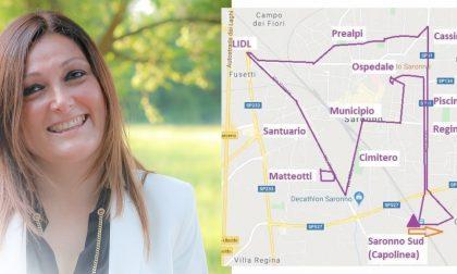 """Trasporto pubblico, il progetto di Obiettivo Saronno: una """"circolare urbana green"""""""