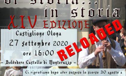"""""""Di storia.. in storia"""", la magia si accende al Castello di Monteruzzo"""