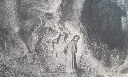 """L'Inferno di Dante (in parlata varesotta) nella """"selva oscura"""" del Parco Pineta"""