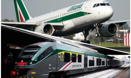 """Alitalia lascia Malpensa, ipotesi revoca a Ferrovienord. Fontana: """"Attacco alla Lombardia, ennesimo sabotaggio dell'aeroporto"""""""