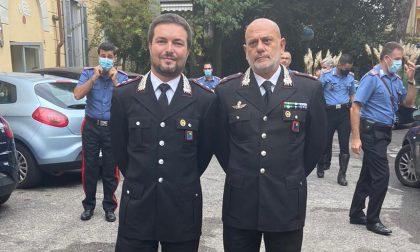 """Il capitano Laghezza saluta i suoi: """"Quattro anni che porterò sempre con me"""""""
