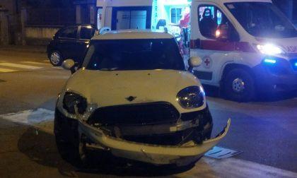 Incidente a Castellanza, ferita una 28enne SIRENE DI NOTTE