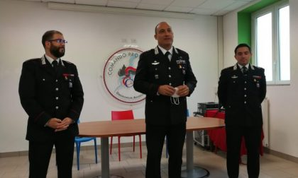 Carabinieri, Giovanni Di Nuzzo è il nuovo comandante della Compagnia di Como