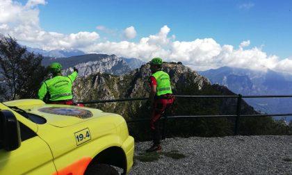 Tragedia in montagna: 82enne di Caronno Pertusella precipita e muore