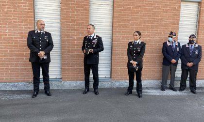 """Carabinieri, il maggiore D'Aleo saluta la città: """"Porterò Busto sempre nel cuore"""""""