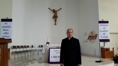 Il saluto della comunità di Ceriano a don Leo Bialek