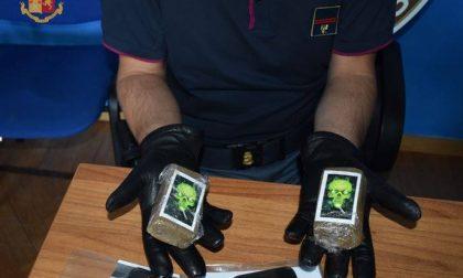 Controllo del territorio, due arresti per droga a Busto Arsizio