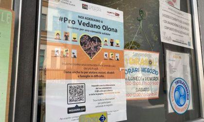 Solidarietà in vetrina con le Vedanette di Pro Vedano Olona