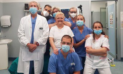 Una vita in ospedale, la storica caposala Catia Picozzi va in pensione dopo 42 anni di servizio