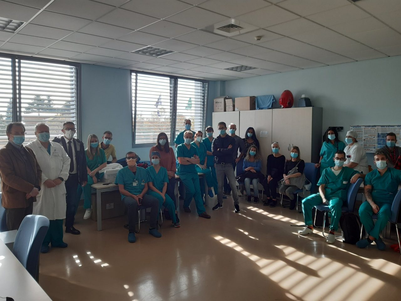 dall'asst sette laghi all'ospedale in fiera