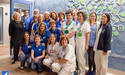 Dopo sette anni finisce il calvario di Elena, guarita dal cancro grazie al Day Center Giacomo Ascoli