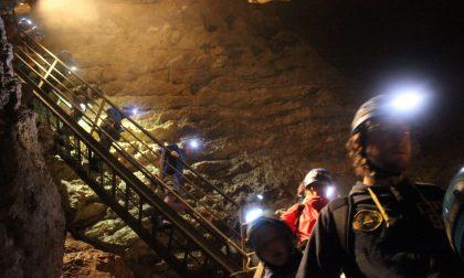 Tutto esaurito nelle aperture di agosto e settembre alla Grotta Remeron