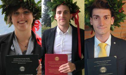 All'Insubria i primi laureati in Ingegneria Ambientale