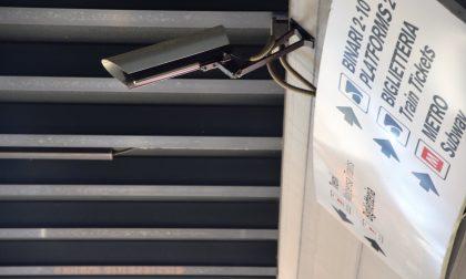 telecamere intelligenti stazione ferroviaria