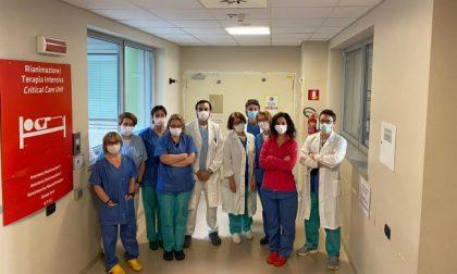 Covid-19, al Sant'Anna 46 ricoverati. Trasferiti anche pazienti dagli ospedali di Milano