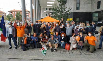 Ballottaggio a Legnano: Radice è il nuovo sindaco FOTO e VIDEO
