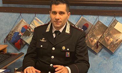Carabinieri di Saronno, si è insediato il nuovo capitano della Compagnia