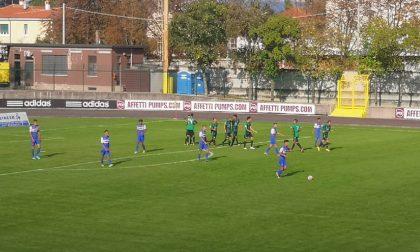 Calcio Serie D – Anticipi in chiaroscuro, sorride la Castellanzese, Caronnese ko