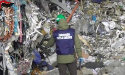 Operazione dei NOE in Lombardia, diverse discariche abusive sequestrate: una a Origgio VIDEO