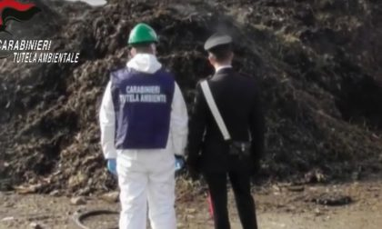 24mila tonnellate di rifiuti in discariche abusive, arrestata una 48enne