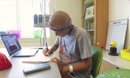 Niente scuola per i bambini e i ragazzi che lottano contro il cancro all'Istituto Tumori
