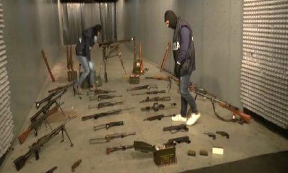 Dal missile di Gallarate, alle armi verso l'Afghanistan: tra gli arrestati per traffico di armi anche un uboldese