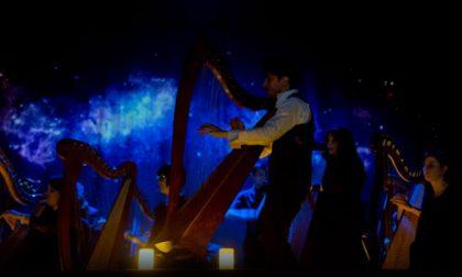 Le arpe tornano nel Parco Pineta con un concerto di benvenuto all'autunno e a impatto zero