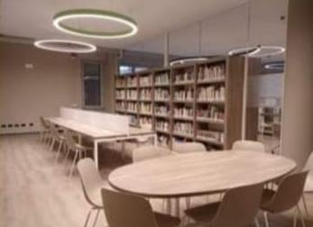 La biblioteca di Venegono finalmente pronta per l'inaugurazione