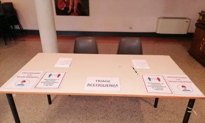 Inizia la campagna vaccinale alla Benedetta di Venegono Inferiore