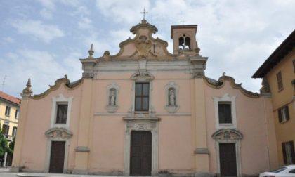 Chiesa di San Francesco a Saronno, in primavera i lavori per il terzo lotto FOTO