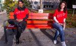 Solaro, panchina rossa contro la violenza sulle donne