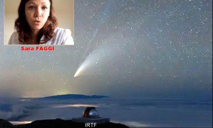 La serata Gat in diretta dagli Usa con la studiosa di comete Sara Faggi